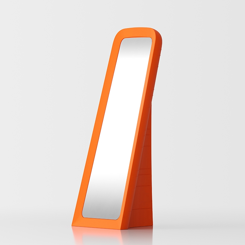 Cenerentola free-standing mirror - orange 1
