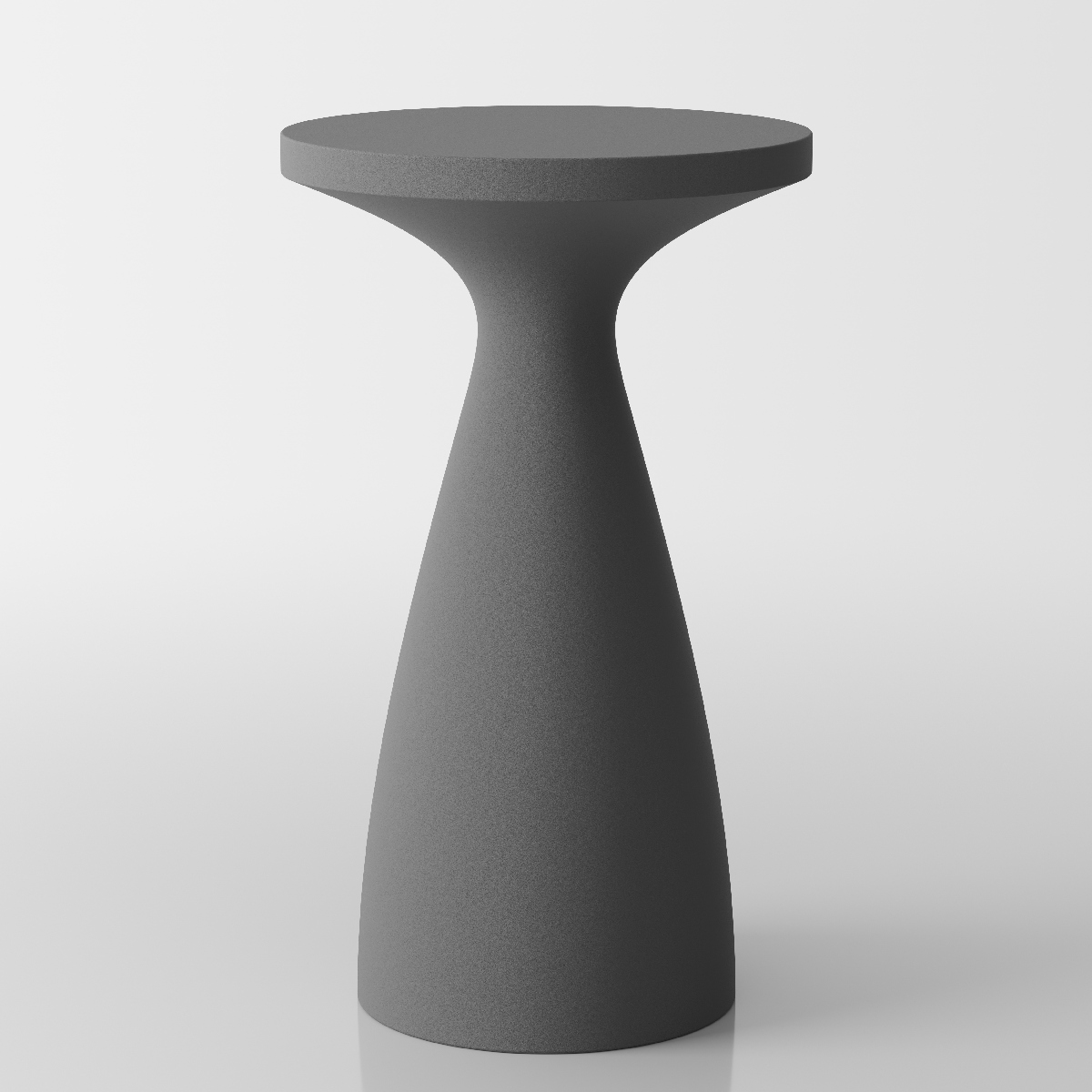 Drink modern bistro high table aperitfs - grey 1