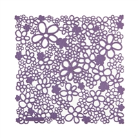 VedoNonVedo Vale decorative element for furnishing and dividing rooms - lilac 1
