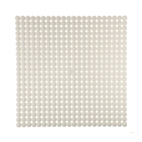 VedoNonVedo Timesquare big decorative element for furnishing and dividing rooms - white 1