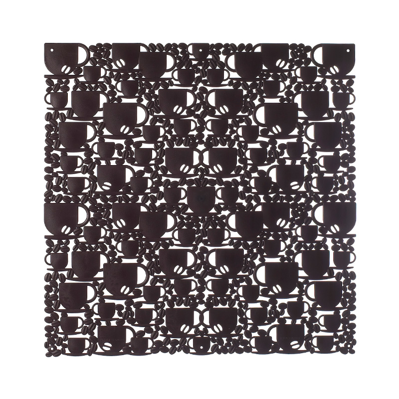 VedoNonVedo O'Caffè decorative element for furnishing and dividing rooms - brown 1
