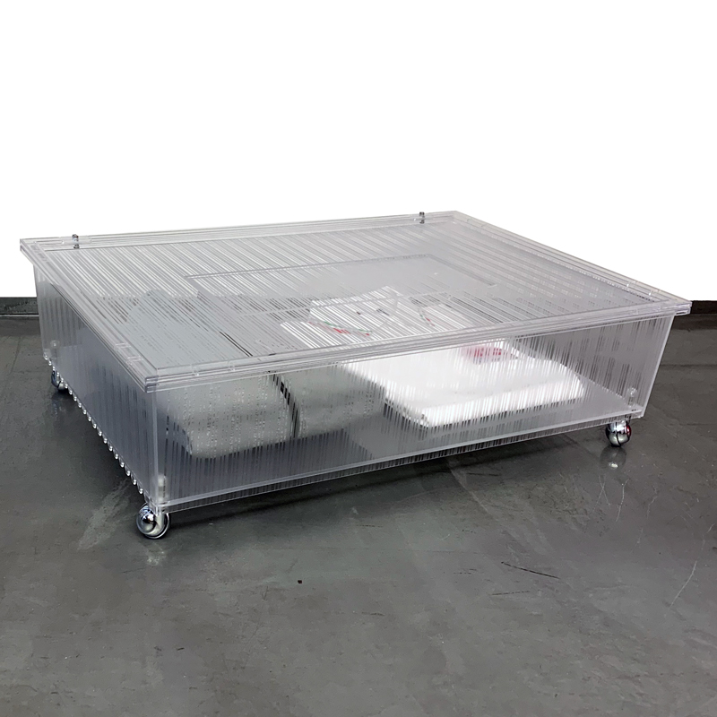 Roomy - Transparent polycarbonate 1