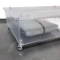 Roomy - Transparent polycarbonate 3
