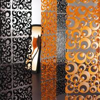 VedoNonVedo Settantuno decorative partitions - black 3