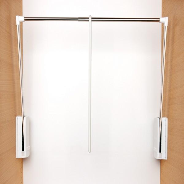 Servetto 2004 White/Chrome plated 44-61 cm
