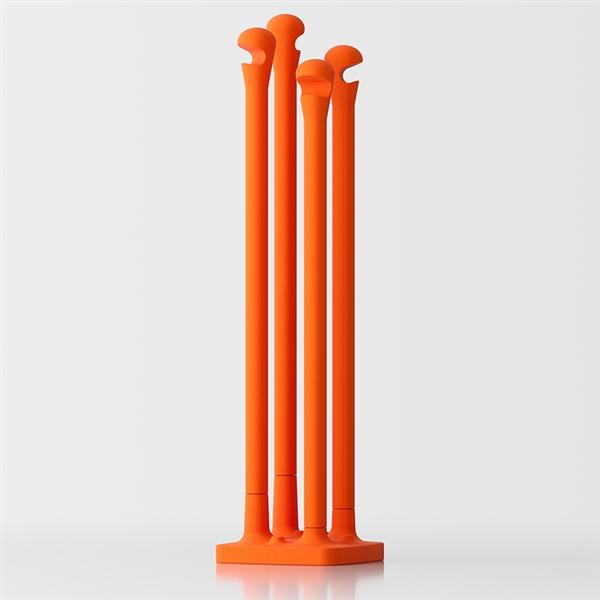 Kalimera Kleiderständer - orange