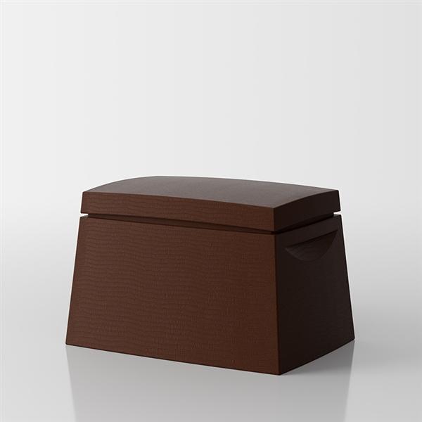 Big Box Multi-purpose trunk by Servetto - brown