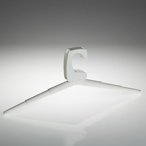 Hanger Gruccia portabiti tascabile - bianco
