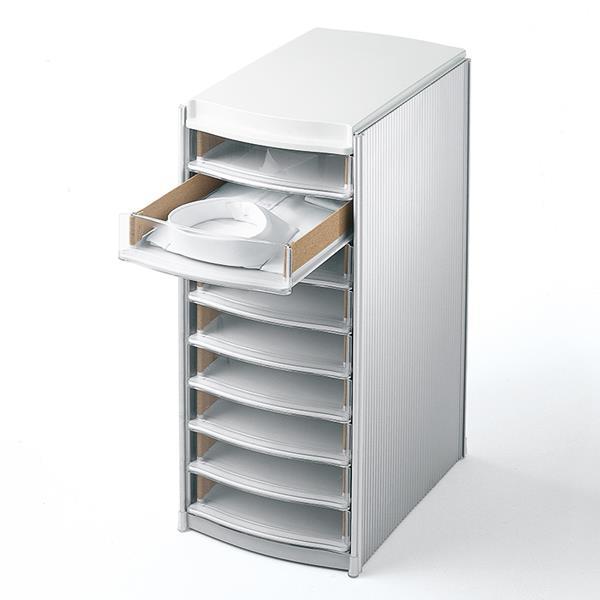 Top Secret 9 cassetti Modular chest of drawers