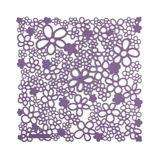 VedoNonVedo Vale decorative element for furnishing and dividing rooms - lilac