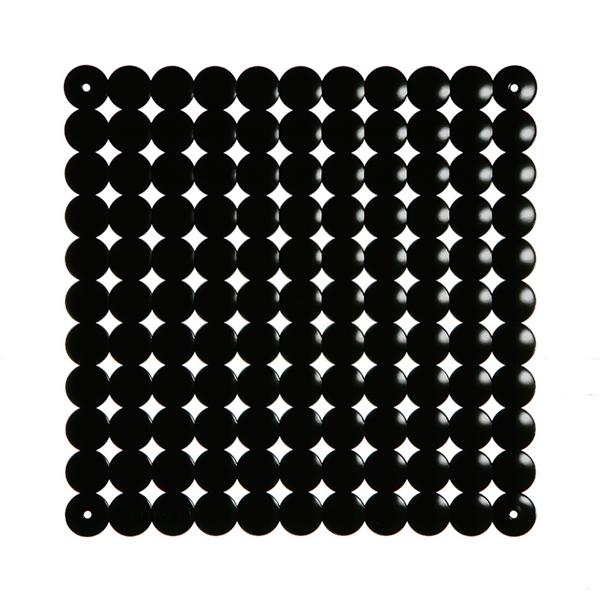 VedoNonVedo Timesquare decorative element for furnishing and dividing rooms - black