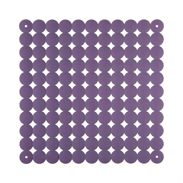 VedoNonVedo Timesquare decorative element for furnishing and dividing rooms - lilac