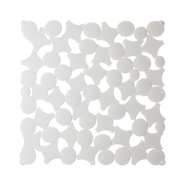 VedoNonVedo Party decorative element for furnishing and dividing rooms - white