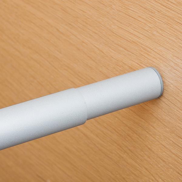 Tube extensible - gris - cm 51-91