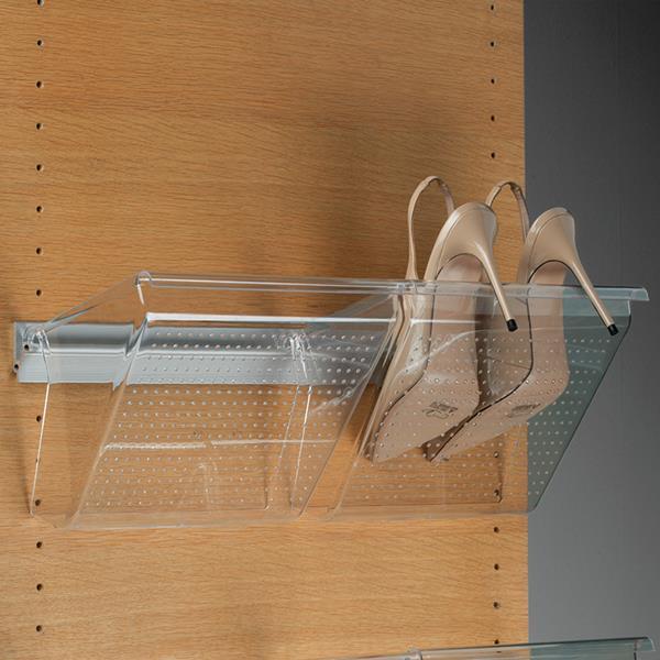 Shoe rack Wall