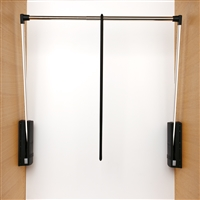 Servetto 2004 Black/Chrome plated 77-120 cm