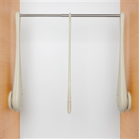 Only Beige/Chrome plated - 73-119 cm