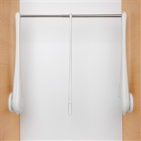 Only Bianco/Chrome plated - 60-100 cm