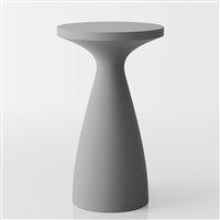 Drink modern bistro high table aperitfs - grey
