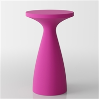 Drink modern bistro high table aperitfs - fuchsia