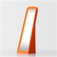 Cenerentola free-standing mirror - orange
