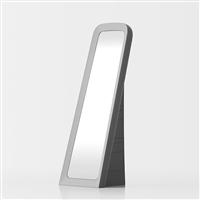 Cenerentola specchio da terra - grigio