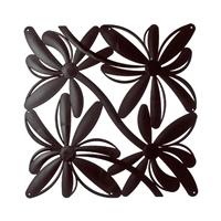 VedoNonVedo Positano elemento decorativo per arredare e dividere gli spazi - marrone